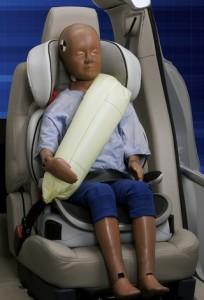 ford cinturon de seguridad inflable