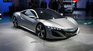 2016-Acura-NSX-Front-View