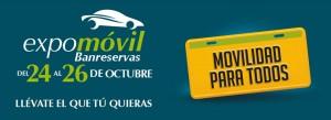 Expomovil banreservas 2014 para todos